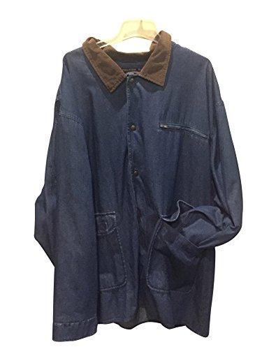 Corduroy Big Shirt - 9