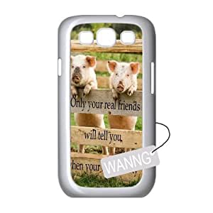 Piggy Samsung Galaxy S3 I9300 Protective Case, Piggy DIY Case for Samsung Galaxy S3 I9300 at WANNG