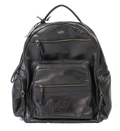 Rawlings Leather Slugger Backpack