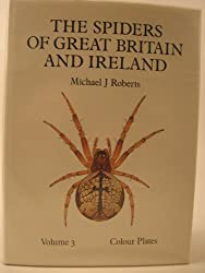 The Spiders of Great Britain and Ireland: Colour Plates v. 3