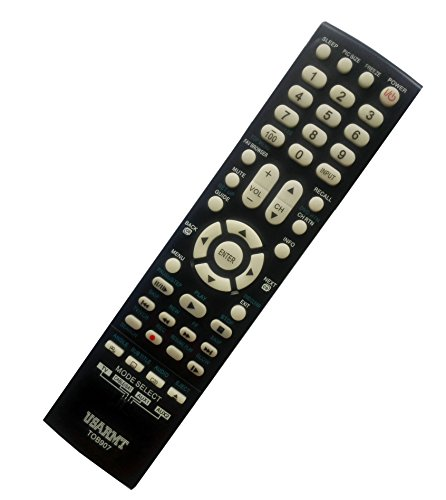 New Toshiba Universal 4-in-1 Remote Fit for 99% - Universal Remote For Toshiba Tv