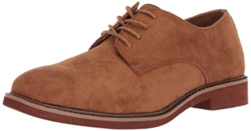 (Deer Stags Boys' Denny Oxford, Chestnut, 7 M Medium US Big Kid)