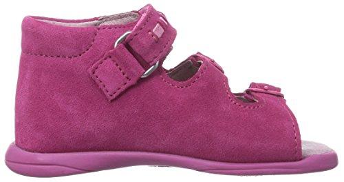 Däumling Benny - Zapatos primeros pasos de cuero para niña rosa - Pink (Turino ciclamino06)