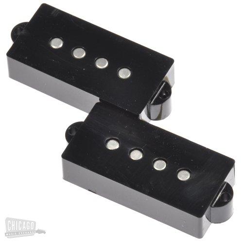 Lindy Fralin Precision Bass Stock Pickup - Black