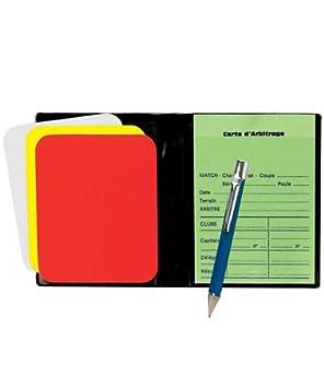 Visiodirect - Kit básico para árbitro de fútbol (incluye 1 ...