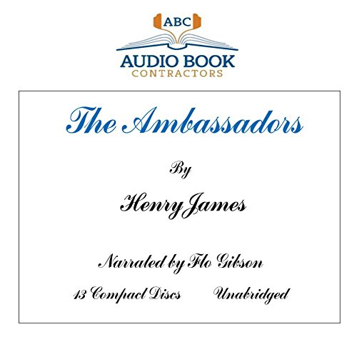 The Ambassadors (Classic Books on CD Collection) [UNABRIDGED]