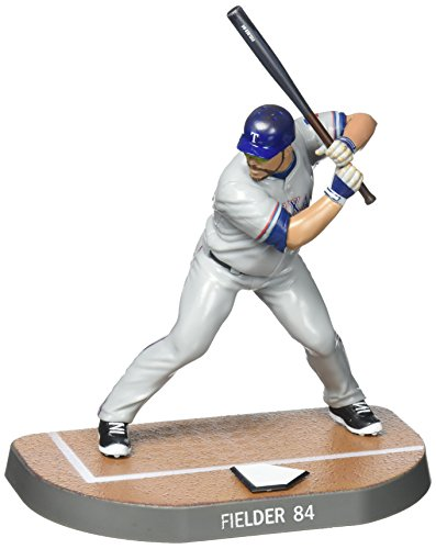 fan products of Imports Dragon Baseball Figures Prince Fielder Texas Rangers Baseball Figure, 6
