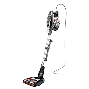Shark DuoClean Rocket Corded Ultralight Upright Vacuum, Charcoal Gray (HV382)