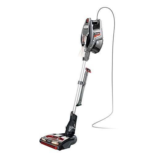 Shark DuoClean Rocket Corded Ultralight Upright Vacuum, Charcoal Gray (HV382) (Vac Hand Ultra)