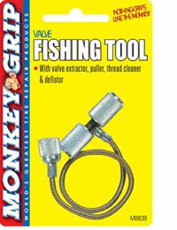 VALVE FISHING TOOL -- CABLE TYPE