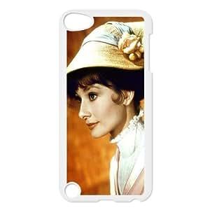 C-EUR Diy Print Audrey Hepburn Pattern Hard For SamSung Galaxy S4 Mini Case Cover