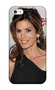 New GrayAnnys Super Strong Cindy Crawford Tpu Case Cover For Iphone 5/5s