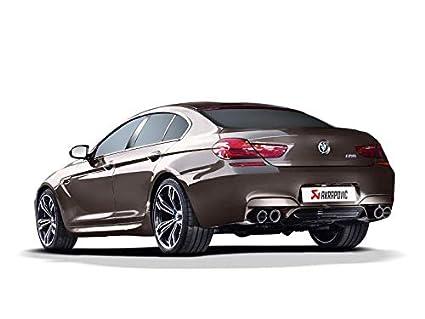 BMW M6 Gran Coupe >> Amazon Com Akrapovic 13 17 Bmw M6 Gran Coupe F06