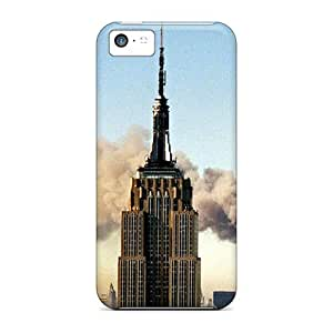 Sanp On Case Cover Protector For Iphone 5c (in Memory Of Sept 11)