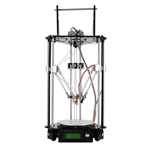 Micron's rostock delta single extruder