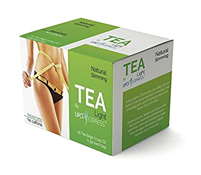 Weight Loss Tea Detox Tea Lipo Express Body Cleanse, Reduce Bloating, Appetite Suppressant, 30 Day Tea-tox, with Potent Traditional 100% Naturals Herbs, Ultimate Way to Calm and Cleanse Your Body