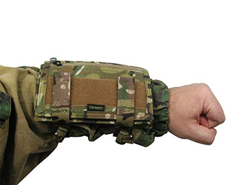 Russian Pouch case for MAP Tactical Papper on arm Tablet Hand -