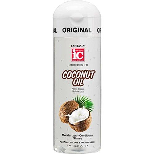 Fantasia Hair Polisher Coconut Ounce