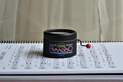 Carillón manovella * Nuovo Cinema Paradiso *. Con la fantastica melodia della colonna sonora di Ennio Morricone. Un regalo perfetto e emotivo.