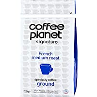 Coffee Planet French Ground Caffeinated Traditional - 250g