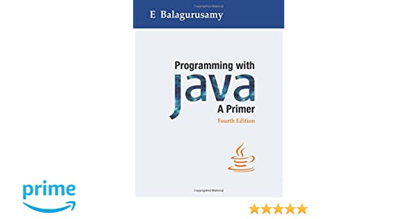 Java pdf balaguruswamy