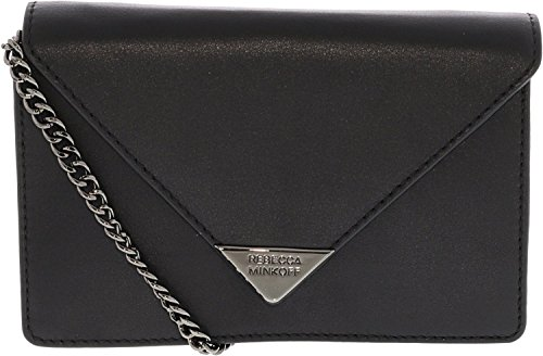 Rebecca Molly Black Womens Crossbody Minkoff rwqS1r