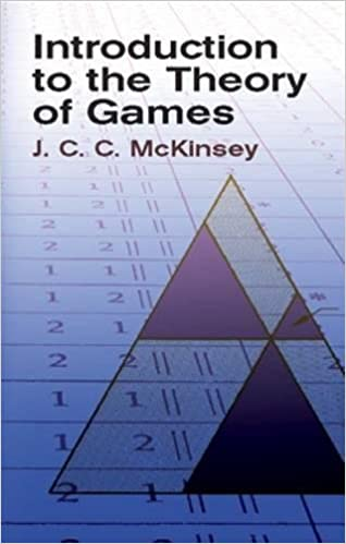 Introduction to the Theory of Games (Dover Books on Mathematics)