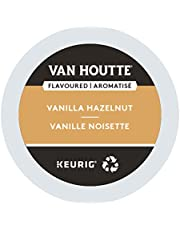 Van Houtte Vanilla Hazelnut K-Cup Pod, Light Roast, 30 Count