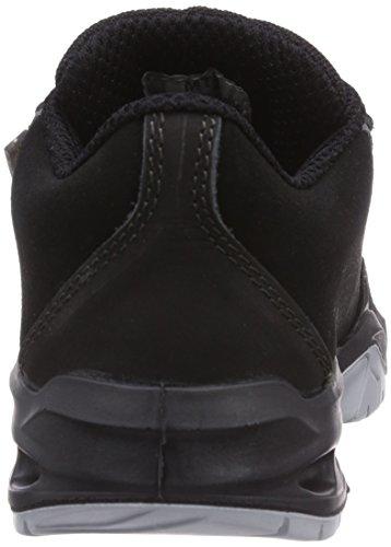 Mts Soft Curtis Flex S3 45810, Scarpe Di Sicurezza Per Adulto Unisex Nere (nero)
