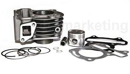 Unbranded 50 CC Cylindre Haut Moteur Piston Complet KIT pour Peugeot V-CLIC VCLIC 4T