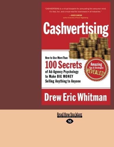 Cashvertising: How to Use More Than 100 Secrets of Ad-Agency Psychology to Make Big Money Selling Anything to Anyone pdf epub