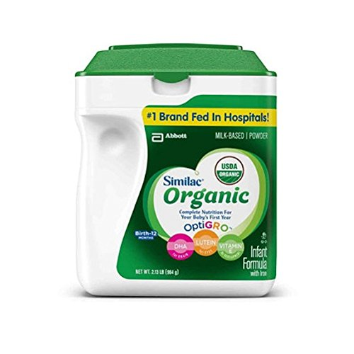 Buy organic baby formula for supplementing