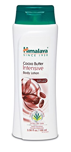 Himalaya Cocoa Butter Intensive Body Lotion for Extra Dry Sk