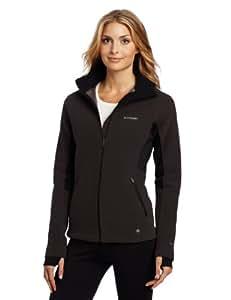 Columbia Women's Thermarator II Jacket, Black, Texture, X-Small