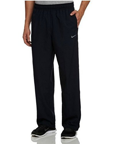 Nike Mens Dri-Fit Running Pants, Black, Small