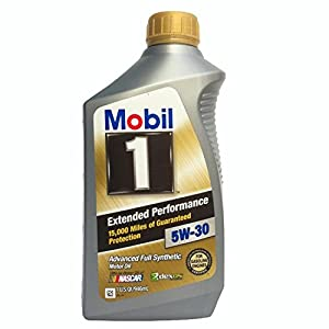 Mobil 1 98KE65 5W-30 Extended Performance Synthetic Motor Oil - 1 Quart
