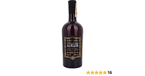 SeRum Elixir de Ron Carta Oro Rum Liqueur - 700 ml