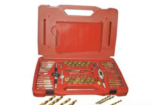 ATD Tools 276 76-Piece Fractional/Metric Tap and Die Set