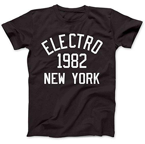 Electro Music 1982 T-Shirt 100% Premium Cotton