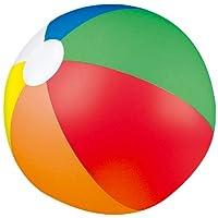 Wasserball - Strandball - Regenbogenfarben - Durchmesser ca. 25 cm