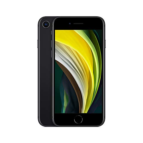Apple New Total Wireless Prepaid – Apple iPhone SE (64GB) – Black [Locked to Carrier – Total Wireless]