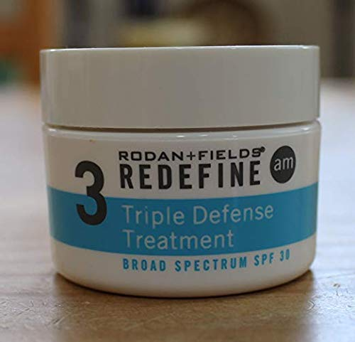 Redefine Triple Defense Treatment,30mL/1Fl. Oz (Rodan And Fields Redefine Hand Treatment Reviews)