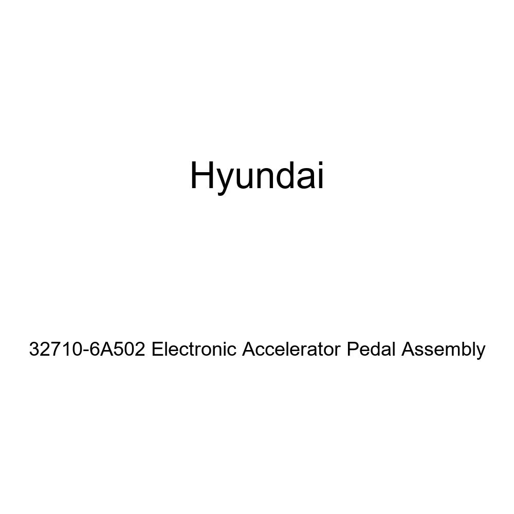 Genuine Hyundai 32710-6A502 Electronic Accelerator Pedal Assembly