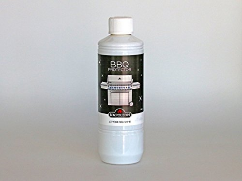 Napoleon Grillreiniger, BBQ Protector, 500 ml, weiß, 21.6 x 7.6 x 31.8 cm, 1 ml, 10235