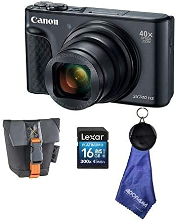 Canon PowerShot SX740 HS product image 6