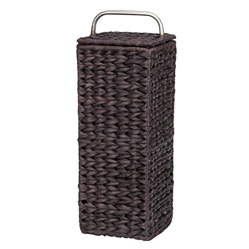 Creative Bath Toilet Tissue Basket, Espresso