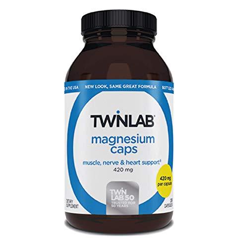 - Twinlab, Magnesium 400Mg, 200.00 caps