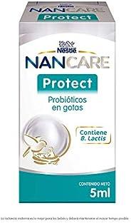 NAN Probióticos Nan Care Protect, Gotas, A Partir Del Nacimiento, Frasco Con 5ml, color, 5 ml, pack of/paquete