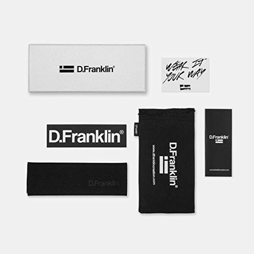 Unisex America Gafas D Sol Transparente Franklin 50 de wXqw4O5