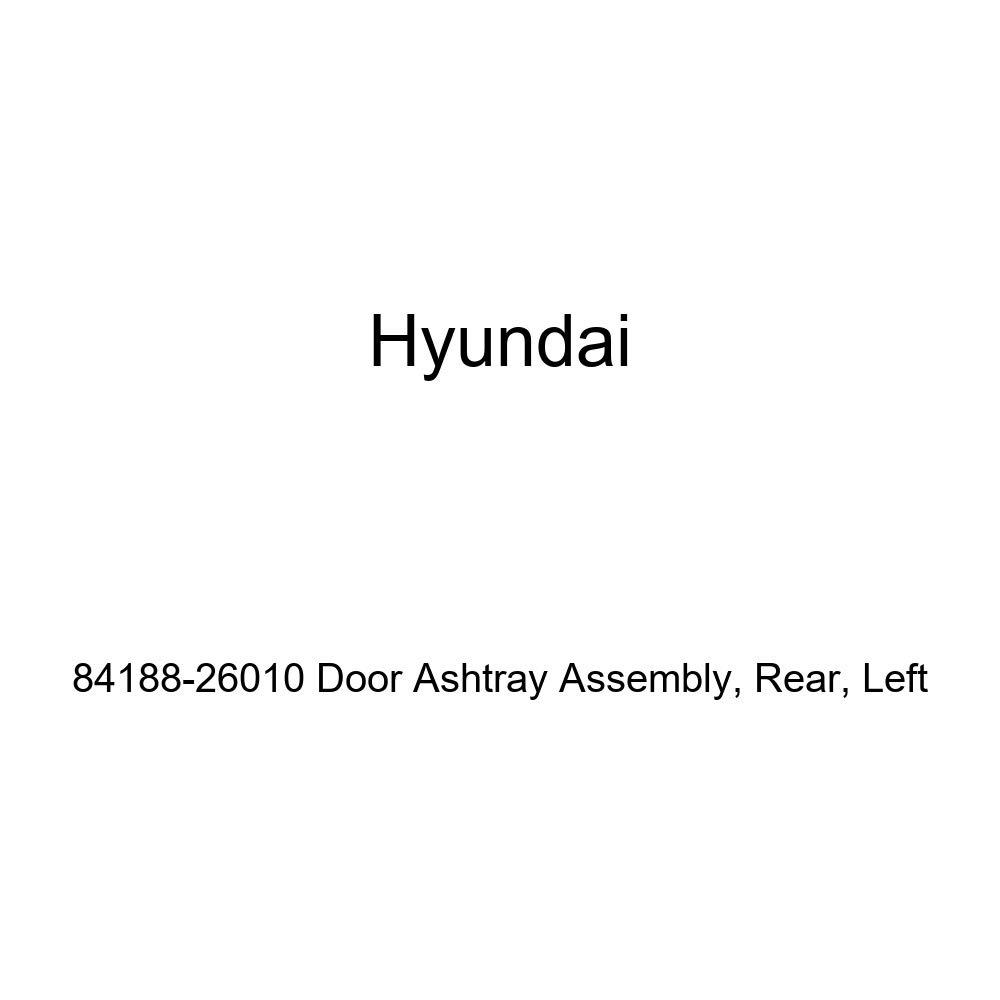 Left Genuine Hyundai 84188-26010 Door Ashtray Assembly Rear